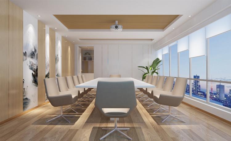 广州办公室装修如何做好颜色搭配?办公室装修颜色搭配原则(图)