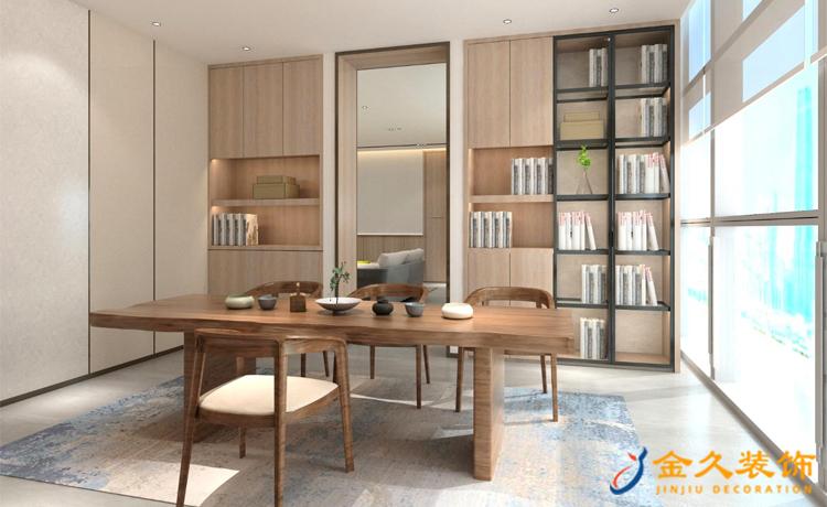 夏季广州办公室装饰怎么营造清凉环境