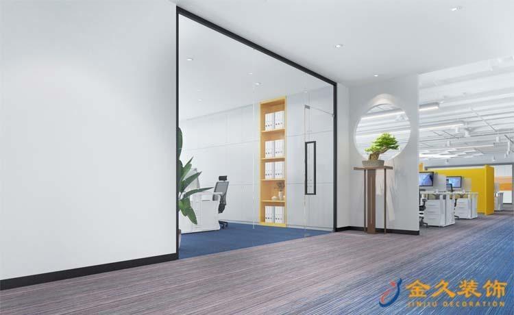 广州办公室装修设计该怎么定位