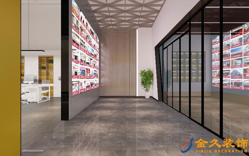 前厅装修设计效果图