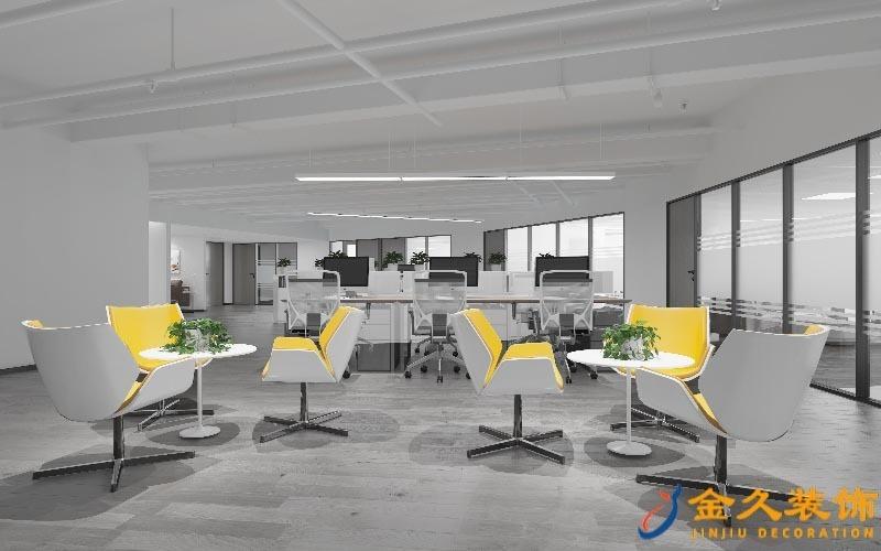 广州办公室如何选择合适的窗帘?办公室装修窗帘选择技巧(图)