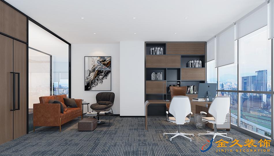 办公室会议室装修设计