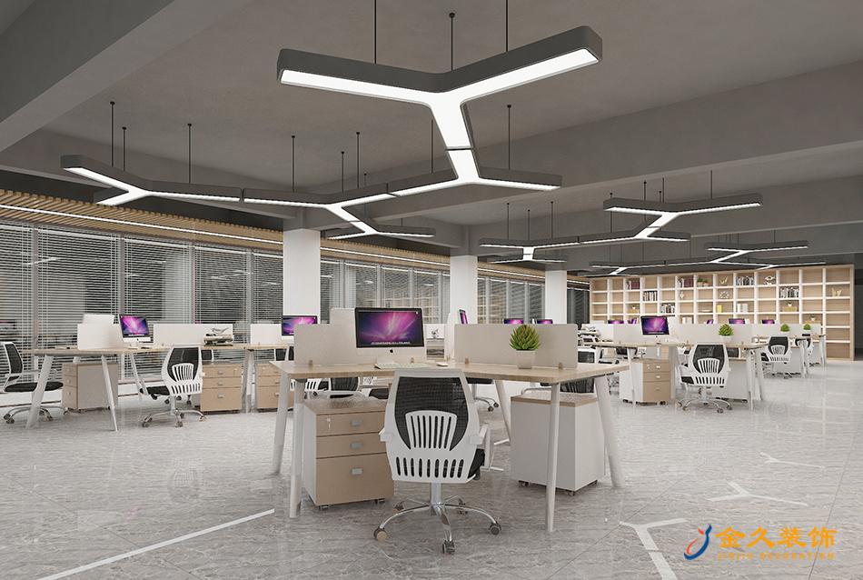 广州办公室装修吊顶如何验收?(图)
