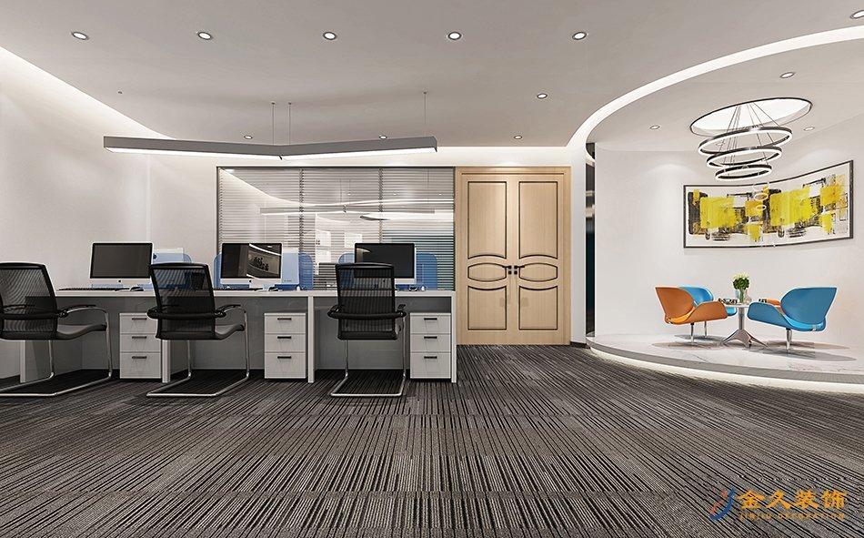 广州办公楼装修设计有哪些特点?