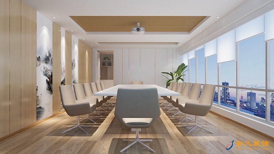 办公室中式装修怎么打造