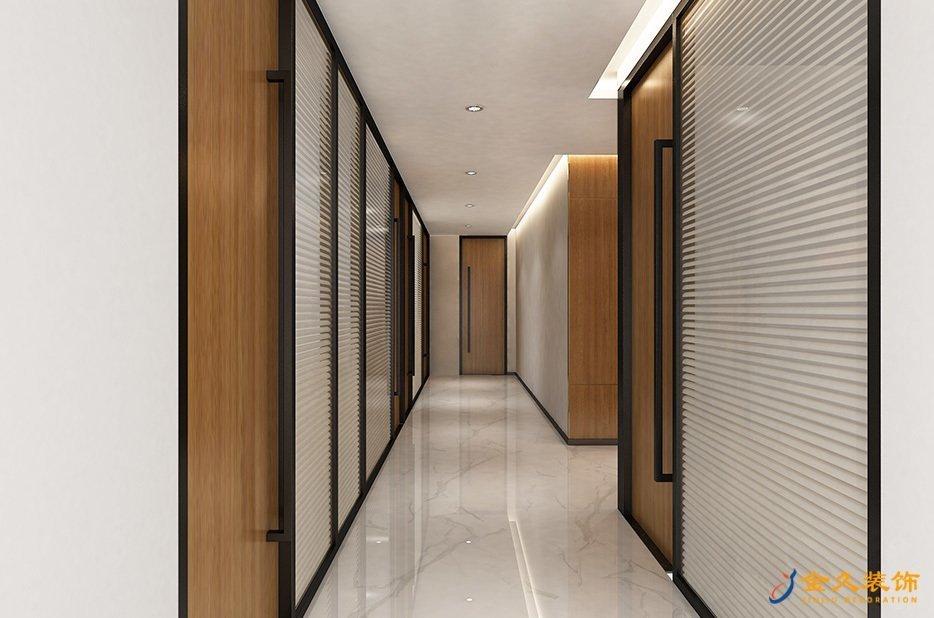 办公室走廊装修设计