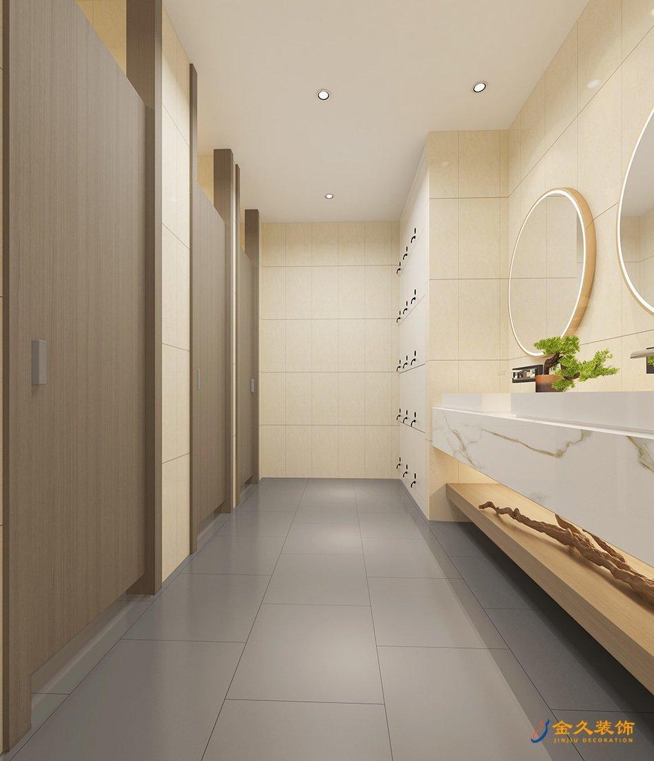 洗手間裝修設計效果圖