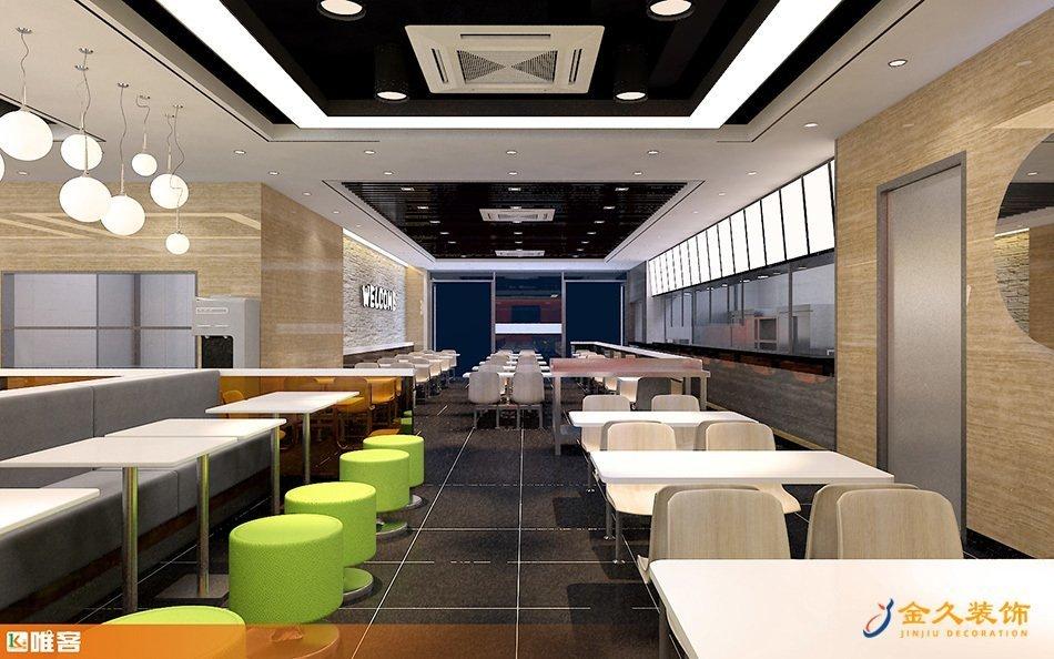 就餐區裝修設計