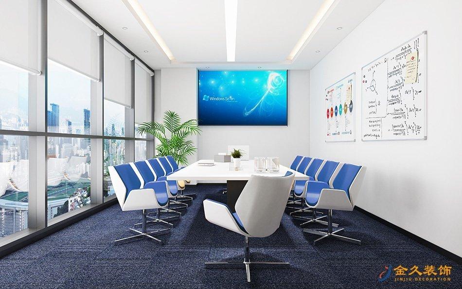 会议室装修设计效果图