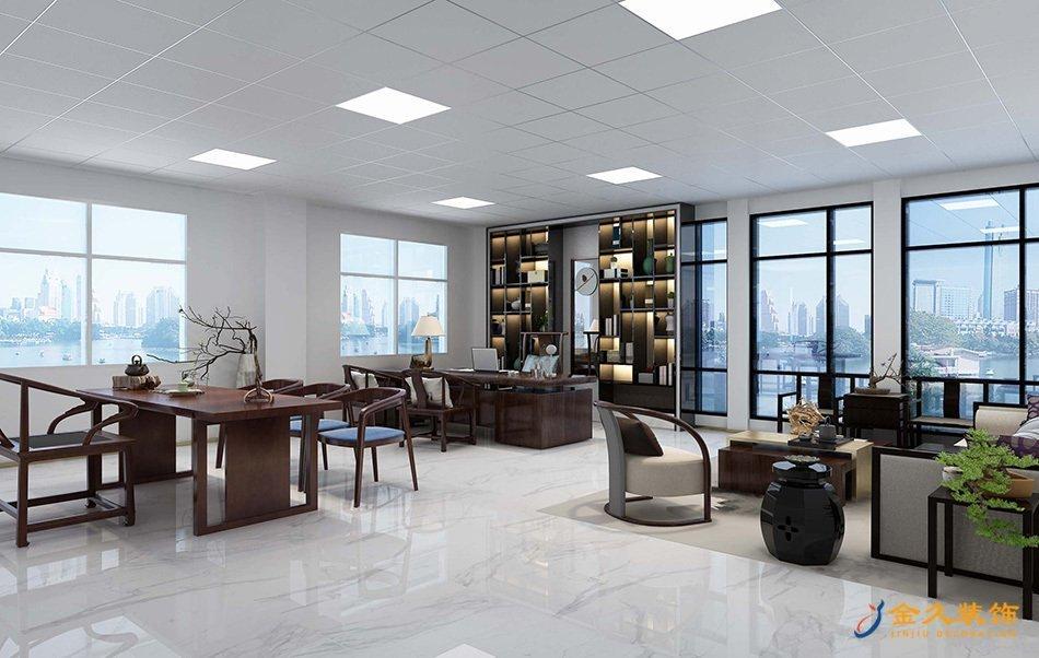 广州办公室装修颜色怎么选择