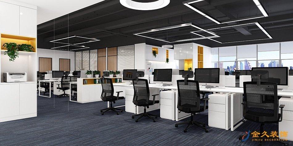 商务办公室装修基本原则及注意事项
