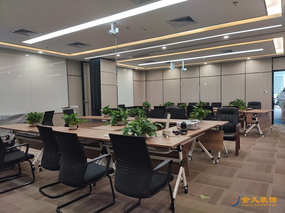 会议室装修设计实景图