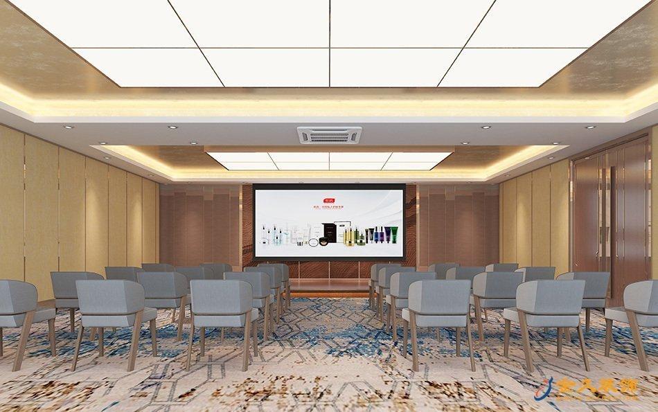 广州办公室墙体怎么装饰设计