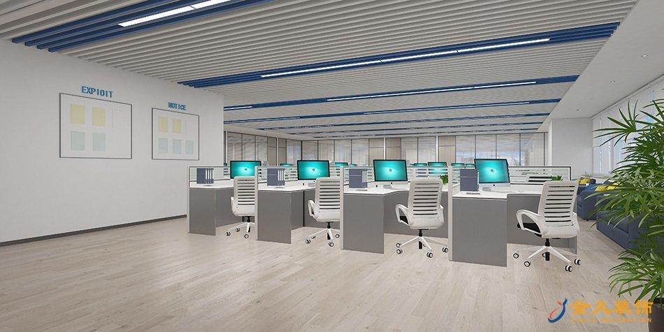 广州办公室装修如何节省空间
