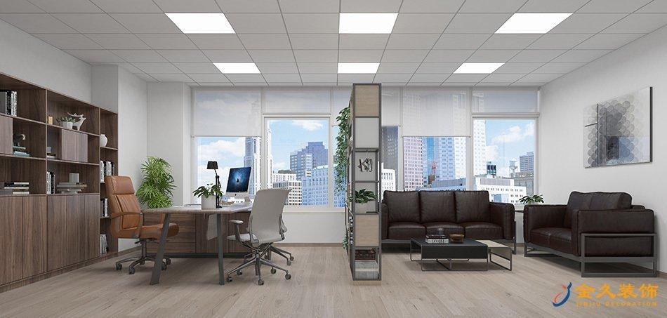 广州办公室装修如何选择合适地板