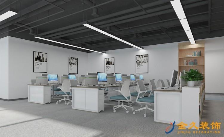 文化传媒公司办公室装修设计及技巧(图)