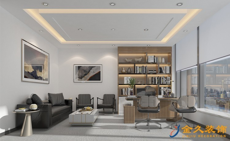 小型办公空间装修设计有哪些技巧